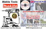 Thumbnail Makita Small tools Manuals Vol 2  - 2004 - 2008