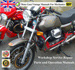 Thumbnail Moto Guzi Manuals for Mechanics
