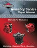 Thumbnail Briggs and Stratton Service Manuals for Mechanics
